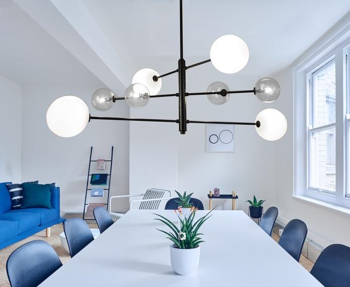 atom lampara de suspensi n de ac studio vilanova pe a. Black Bedroom Furniture Sets. Home Design Ideas