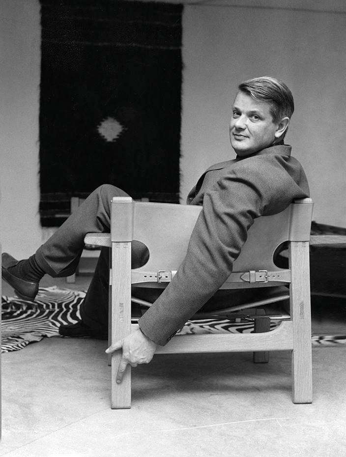 El diseñador danés Børge Mogensen